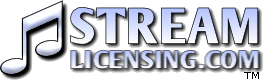 StreamLicensing.Com Banner